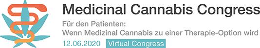 Medicinal Cannabis Congress 2020 - digitale und unabhängige Weiterbildung für Fachkreise