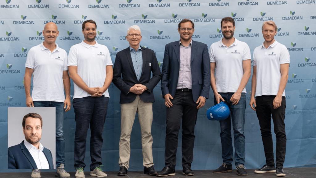 Cannabis aus Ebersbach: Demecan setzt auf Sicherheit